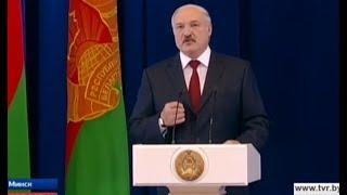 Александр Лукашенко поздравил сотрудников КГБ с вековым юбилеем ведомства