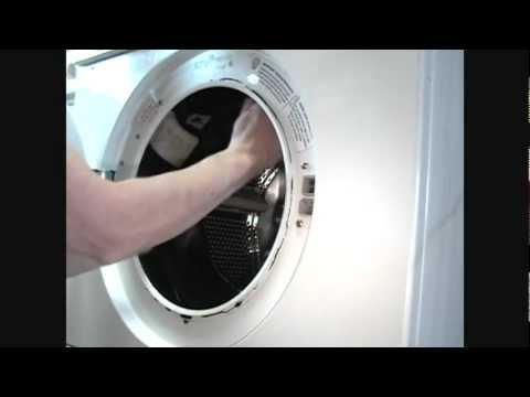 Siemens Bosch Wasmachine Manchet Deur Rubber Vervangen