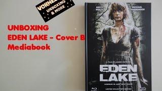 Unboxing - Eden Lake - Cover B - Mediabook