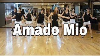 Amado Mio Line Dance (Intermediate)윤 은희(EunHee Yoon