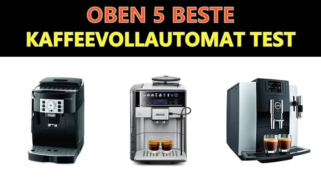 Beste Kaffeevollautomat Test 2019 Youtube