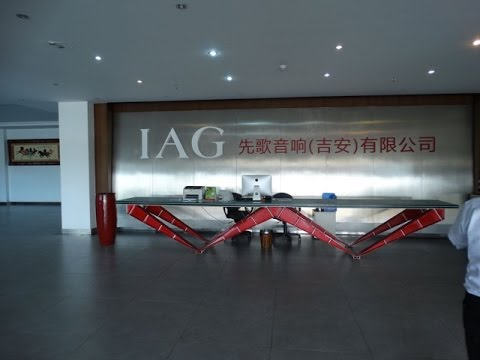 Production of Highend Audio IAG Group