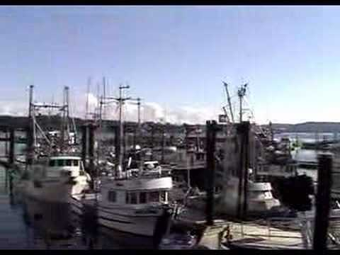 Travel Canada-Downtown Nanaimo @ Vancouver Island BC 旅游加拿大