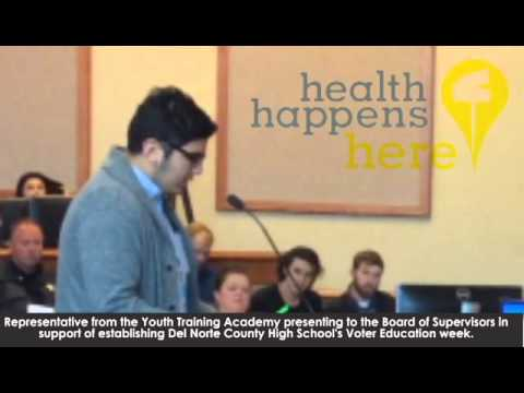Preview of Del Norte Youth In Support of Voter Education