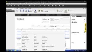 Quickbook issue invoice