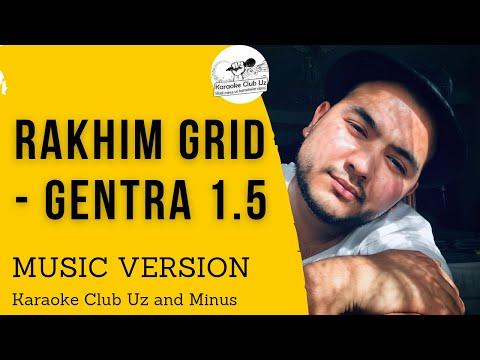 Rakhim grid - Gentra 1.5