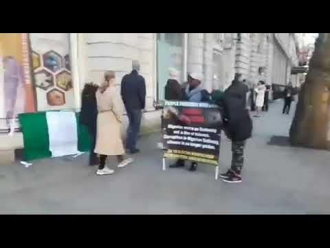 Nigerian Embassy Abroad In Corrupt Practice