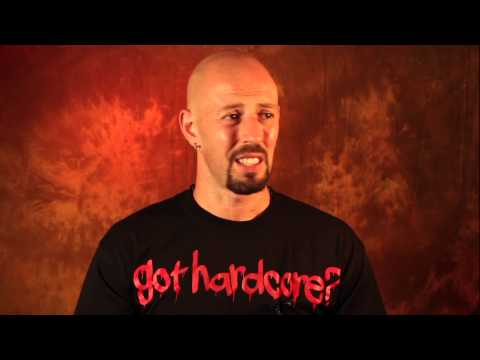 Justin Credible for Scared Stiff TV!
