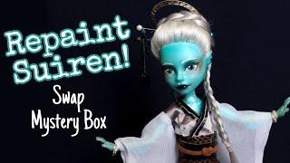 Repaint Mystery Box! Doll Custom Ooak