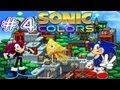 Sonic Colors DS - Part 4: Planet Wisp w/ SuperGirlKels