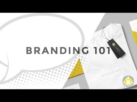 Branding 101: An Introduction to the Concept of Branding