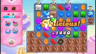 Candy Crush Saga Level 2927 - NO BOOSTERS