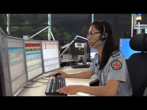 How the ambulance service handles emergency calls from non-English speakers