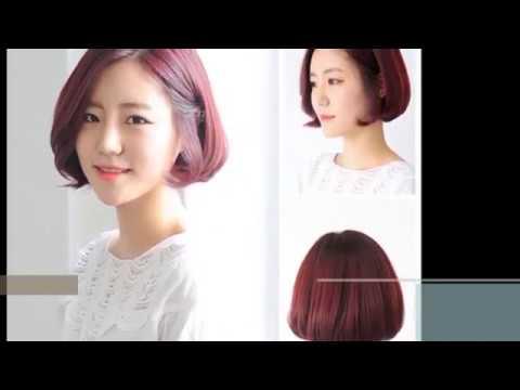 10 kiểu tóc ngắn cho nàng mặt tròn