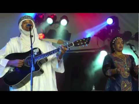 "Lowlands 2012 - Atri N'Assouf (Niger) ""Tidit""(Live)"