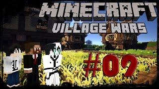Minecraft: Village Wars #09 - Die Reise nach Jerusalem! [German/HD/DeLudus]