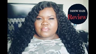 iSHOW Hair: AFFORDABLE ALIEXPRESS BRAZILIAN DEEP WAVE HAIR + REVIEW