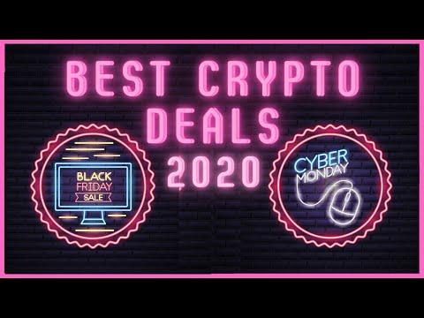 Best Crypto Black Friday Deals 2020