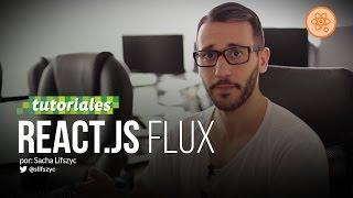 Patrones de arquitectura para Front-end con Flux y ReactJS