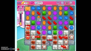 Candy Crush Level 290 w/audio tips, hints, tricks