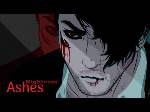 ASHES   Nightcore
