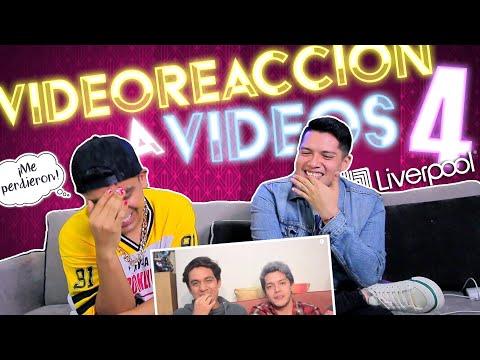 Videorreacción ME PERDIERON EN LIVERPOOL | Pepe & Teo
