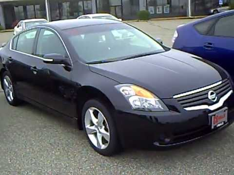 2007 Nissan Altima 35 Se V6 Youtube