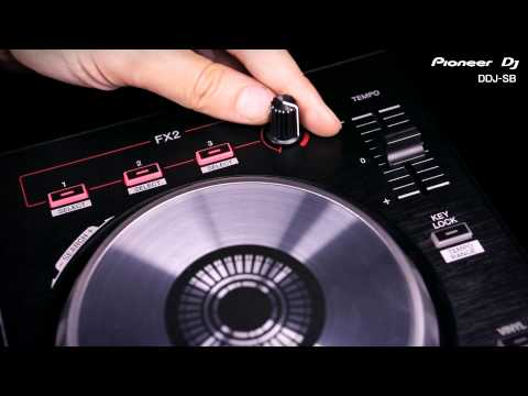DDJ-SB Serato DJ Controller Official Walkthrough