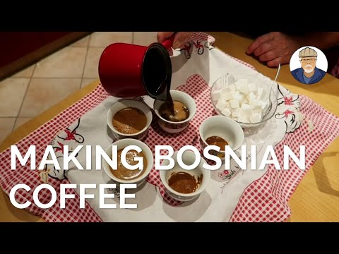 How to Prepare Bosnian Coffee - Discussing this Traditional Skill