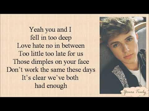 NCT DREAM X HRVY - Don't Need Your Love (Easy Lyrics)