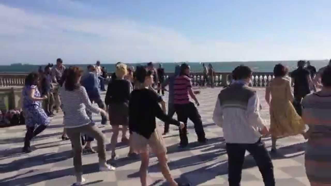 Swing Firenze (swing clandestino in terrazza Mascagni) Livorno ...