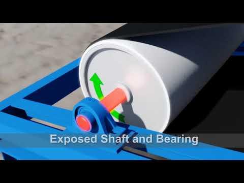 GuardSmart Quick Tips  Hiden Dangers Of Tail Pulleys