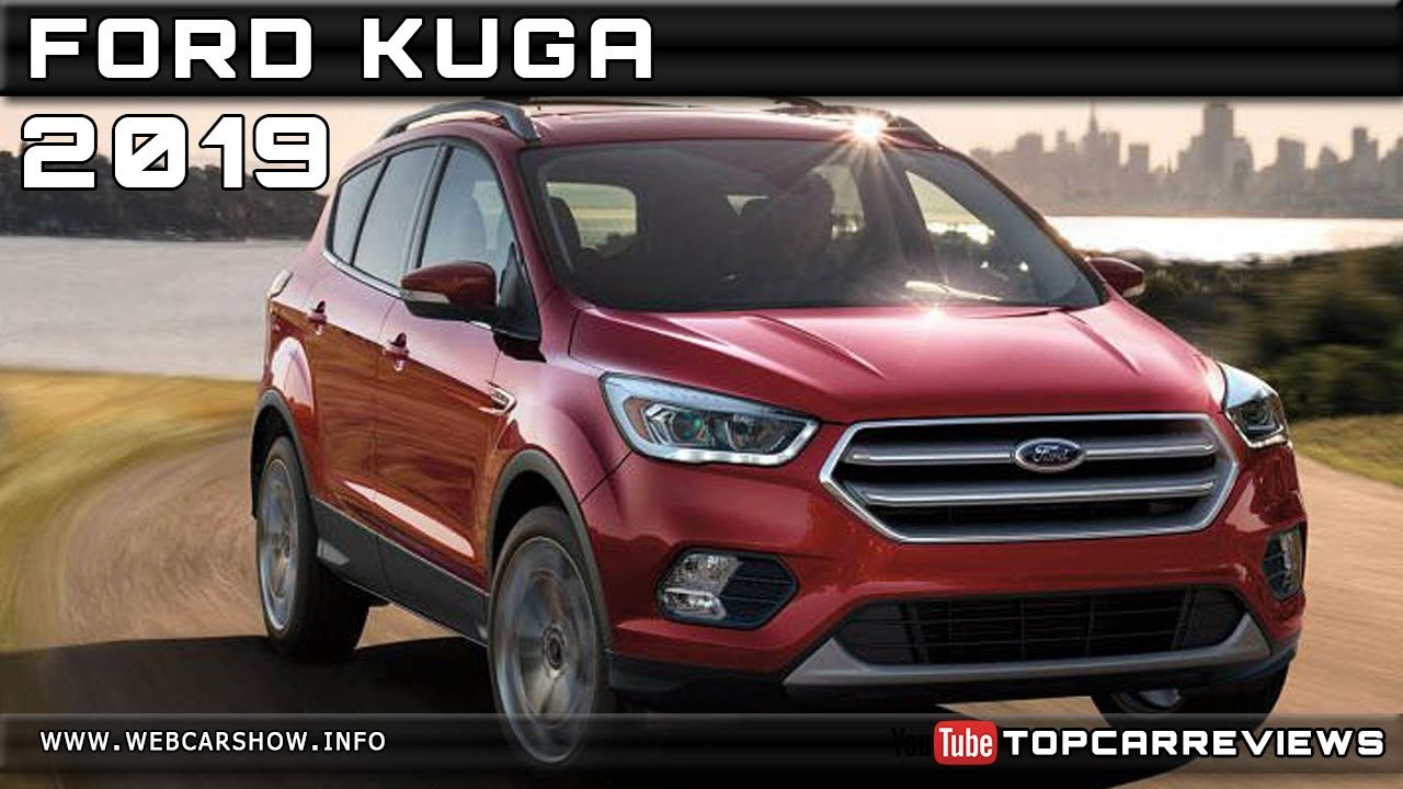 2019 ford kuga review rendered price specs release date. Black Bedroom Furniture Sets. Home Design Ideas