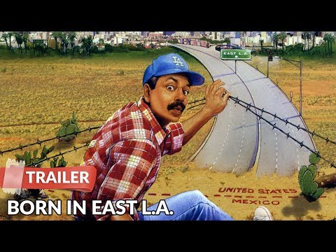 Born In East L.A. 1987 Trailer   Cheech Marin