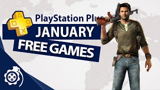 PlayStation Plus (PS+) January 2020