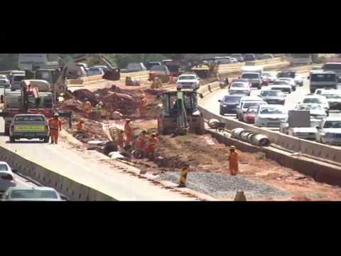 City of Joburg rehabilitates roads
