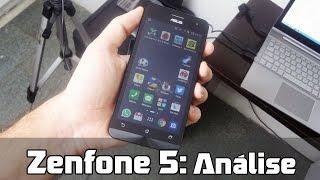 Asus Zenfone 5: Análise completa [Review PT-BR]