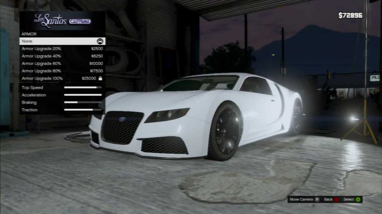 gta v tricked out bugatti veyron youtube. Black Bedroom Furniture Sets. Home Design Ideas