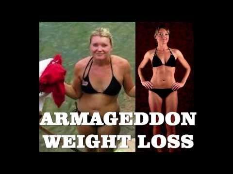 Armageddon Weight Loss Fitness DVD Program  Best Weight Loss DVD For Women and men