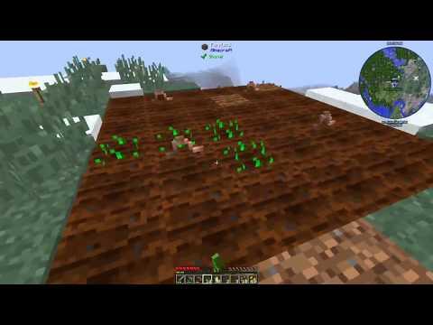 Minecraft With EE Ep#5: Rooftop Garden