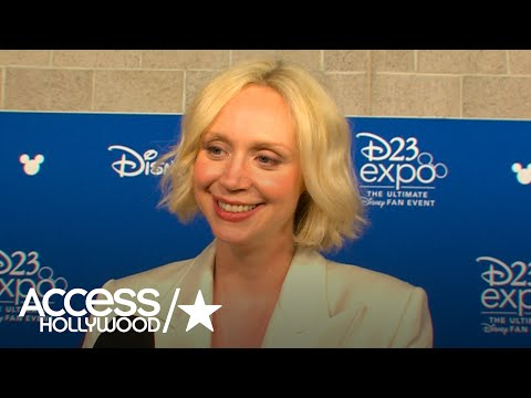 Gwendoline Christie: 'Star Wars: The Last Jedi' Is A 'Deep & Moving Story' | Access Hollywood