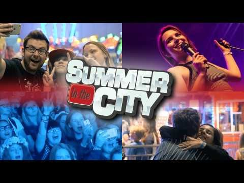 SUMMER IN THE CITY 2016 - OFFICIAL VIDEO