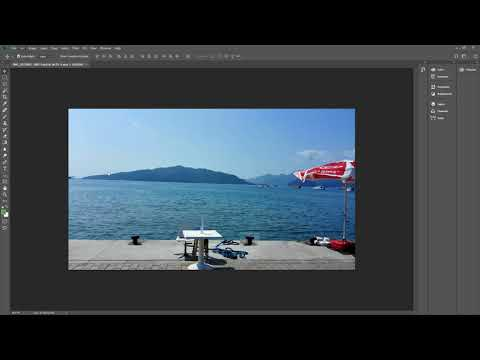 How To Disable Floating Document Window Docking in Photoshop CC 2018
