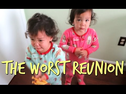 The WORST Reunion Ever - September 26, 2016 -  ItsJudysLife Vlogs