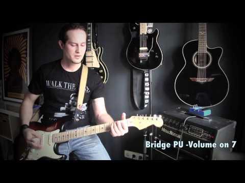 Fender Stratocaster-Seymour Duncan Little '59 + Lindy Fralin PU's + Mesa Boogie Mark 3
