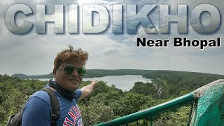 Chidikho lake nasing garh || mini kashmir of MP || Tourist places near Bhopal