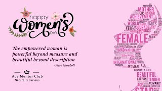 International Women's Day Special Video | Ace Mentor Club| Mentors | Women's Day Celebration