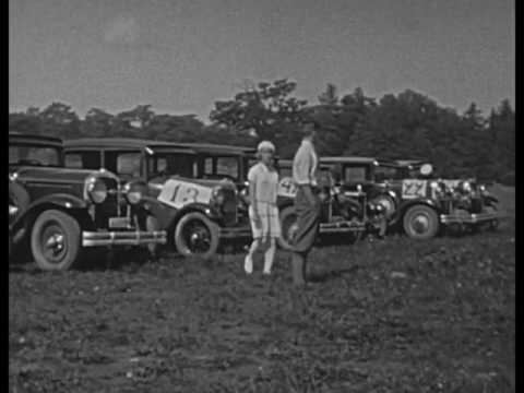 The Swedish Royal Automobile Club´s manoeuver competition 1930