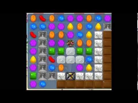 Candy Crush Saga - Special candy combinations