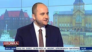 JEDZIEMY! Dariusz Matecki o Tomaszu Grodzkim w TVP - zeznania UB-eka? Wyssane z palca?